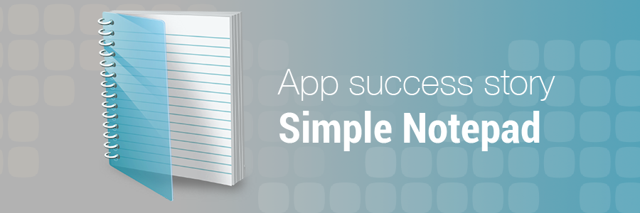 success-story-simplenotepad